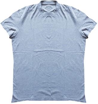 Prada Grey Cotton T-shirts