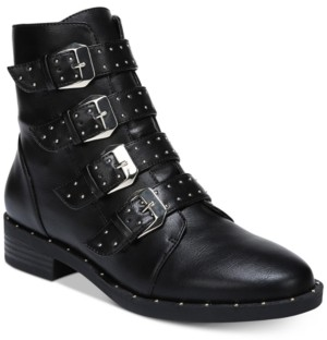 Bar III Margo Ankle Booties, Created for Macy's Women's Shoes