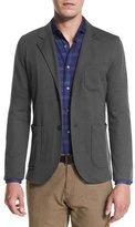 Robert Graham Easy Knit Jacket, Gray