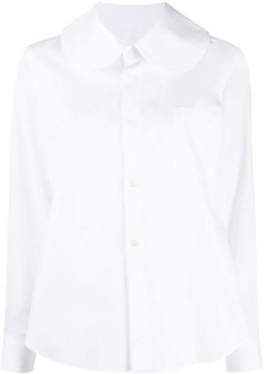 Comme des Garçons Comme des Garçons Bib Collar Shirt