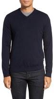 Ted Baker Men's Big & Tall V-Neck Sweater