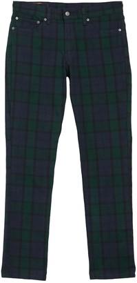 "Levi's 511 Plaid Print Slim Fit Pants - 29-36"" Inseam"