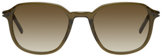 Saint Laurent Green SL 385 Sunglasses
