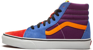 Vans Sk8-Hi 'Mix & Match' Shoes - Size 8