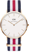 Daniel Wellington Classic Canterbury 40mm Rose Gold