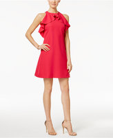 Jessica Simpson Ruffled Shift Dress