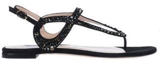 Stuart Weitzman Toe strap sandal