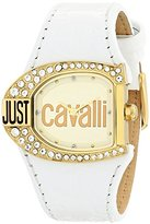 Just Cavalli Women's R7251160575 Logo Quartz Gold Dial Watch