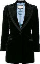 Gucci velvet blazer