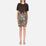Paul Smith Women's Cactus TShirt Dress - Black