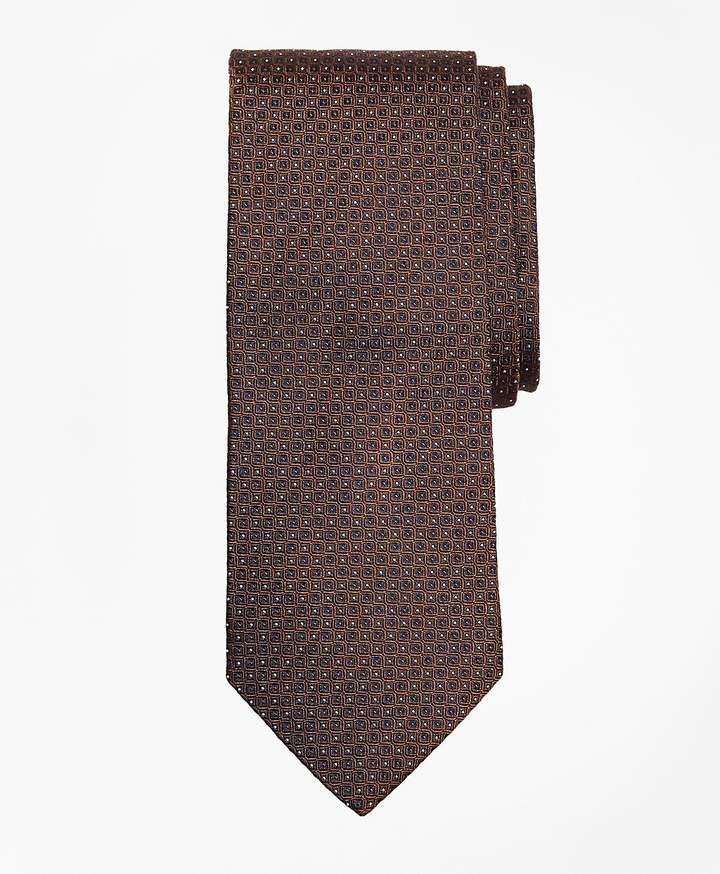 Brooks Brothers Solid-Non-Solid Tie