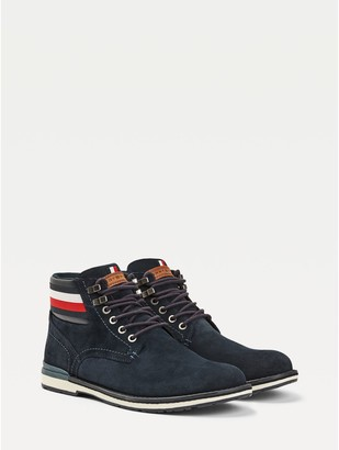 Tommy Hilfiger Suede Icon Boot