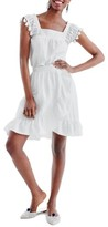 J.Crew Women's Linen Ruffle Skirt