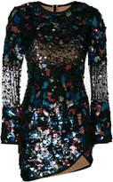 Elie Saab embroidered dress