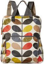 Orla Kiely Multi Stem Backpack Tote