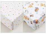 BreathableBaby 2 By 2 Super Dry Cot Sheet (Animal) by