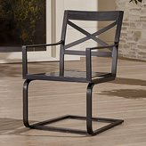 Crate & Barrel Regent Spring Chair