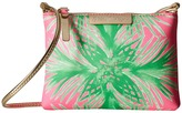 Lilly Pulitzer Zip It Crossbody Cross Body Handbags