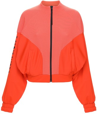 adidas Karlie Kloss Zip-up Sweatshirt