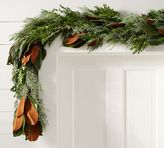 Pottery Barn Live Fresh Bunches Garland