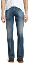 True Religion Ricky Pacific Light Denim Jeans, Light Old School