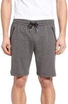 Zella Men's Magnetite Fleece Tech Shorts