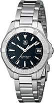 Tag Heuer Women's WAY1310.BA0915 Aquaracer Analog Display Quartz Silver Watch