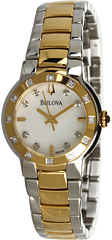 Bulova Ladies Diamond - 98R168