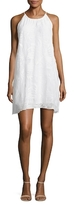 Calypso St. Barth Selah Embroidered Shift Dress