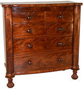 One Kings Lane Vintage George IV Mahogany Chest