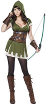 California Costumes Lady Robin Hood Adult Female Halloween Costume M