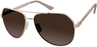 Rocawear Women's R704 Rgdnd Aviator Sunglasses