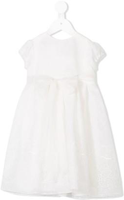La Stupenderia chic flared dress