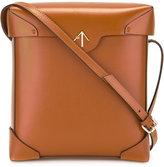 Manu Atelier - Pristine crossbody bag - women - Calf Leather - One Size