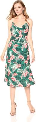 Finders Keepers findersKEEPERS Women's Songbird Sleeveless Sheath Midi Dress