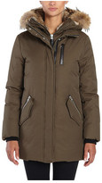 Mackage Women's Marla Down Coat with Fur Hood