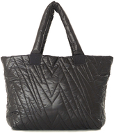 Electric Yoga Black Quilted Tote