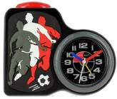 Baby Watch Baby-Watch Dring Football Black Clock for Boy's Quartz Analogue Watch-Black Face
