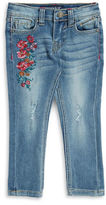 Vigoss Girls 2-6x Embroidered Jeans