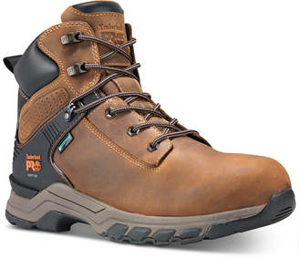 """Timberland Hypercharge-Men 6"""" Composite Safety Toe Waterproof Work Boot Men Shoes"""