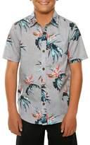 O'Neill Islander Floral Print Woven Shirt