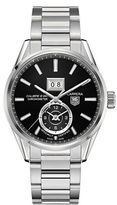 Tag Heuer Mens Carrera Calibre Stainless Steel Watch WAR5010BA072