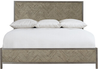 Bernhardt Loft Milo Panel King Bed