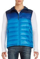 Marmot Colorblocked Quilted Puffer Vest