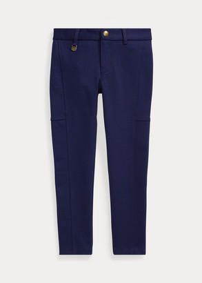 Ralph Lauren Stretch Cotton-Blend Legging