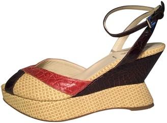 Prada Other Cloth Sandals