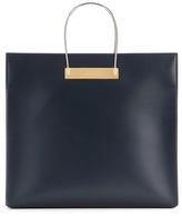 Balenciaga Cable Shopper Medium leather tote
