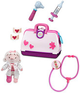 Disney Doc McStuffins Toy Hospital Play Set with Lambie Plush