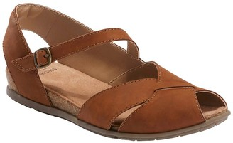 Earth Origins Wide Width Palomos Percy Peep Toe Sandal