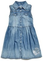 GUESS Denim Dress (2-6x)